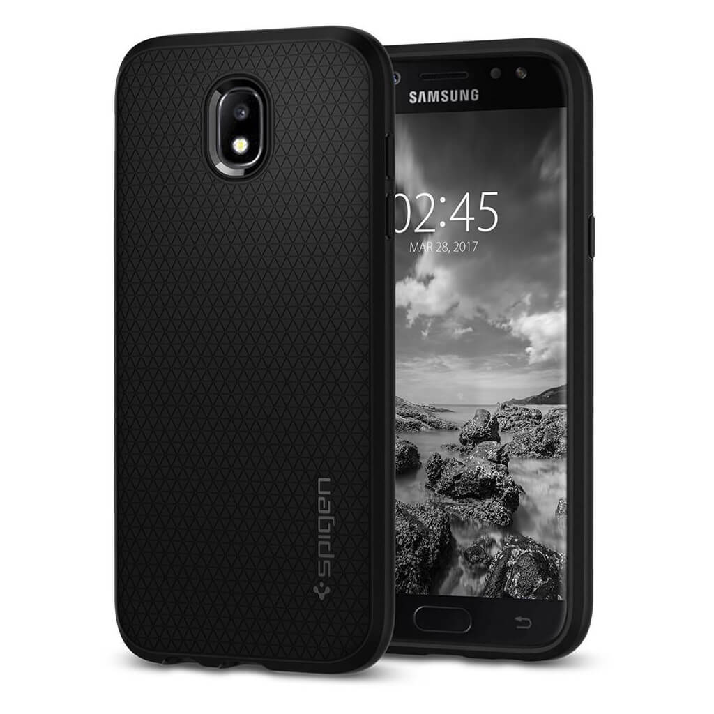 Spigen® Liquid Air Armor™ 584CS21802 Samsung Galaxy J5 (2017) Case - Black