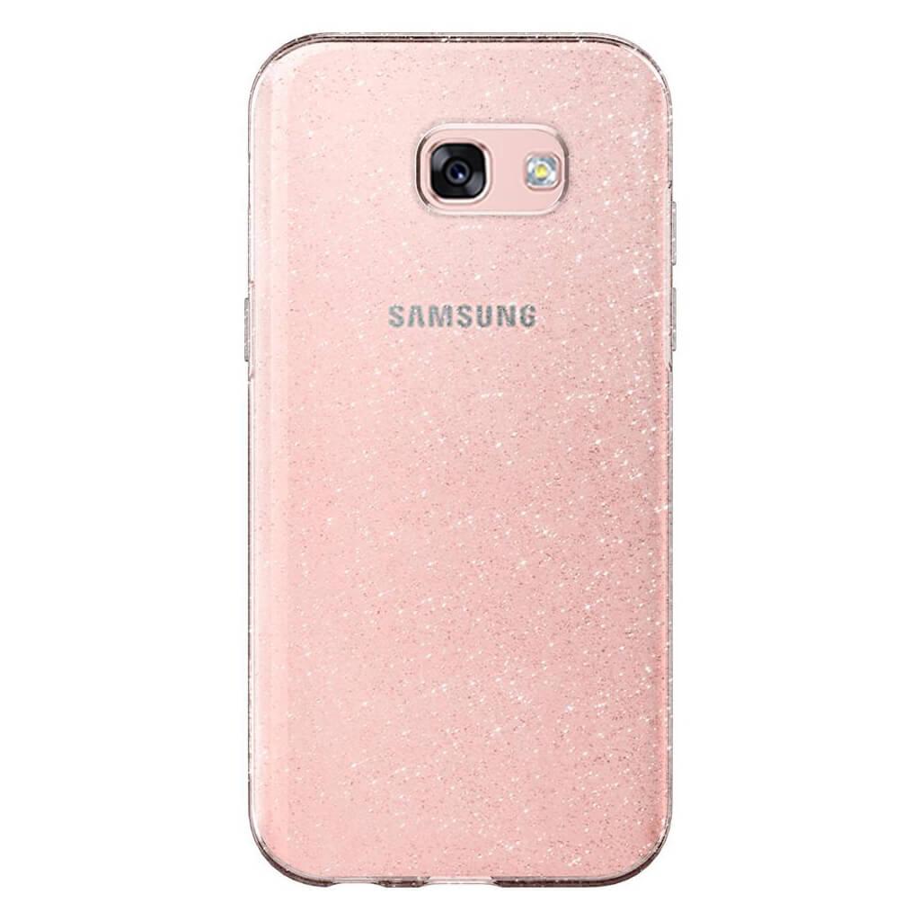 pretty nice f63bc 53b69 Spigen® Liquid Crystal™ Glitter 573CS21450 Samsung Galaxy A5 (2017) Case -  Crystal Quartz | spaceboy*