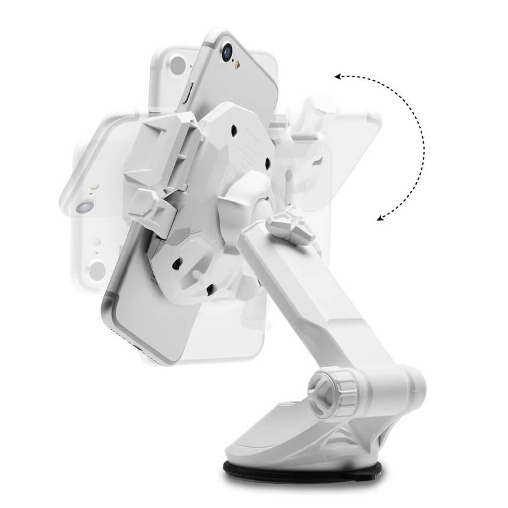 Spigen® Kuel™ AP12T 000CG21771 Car Mount Holder - White