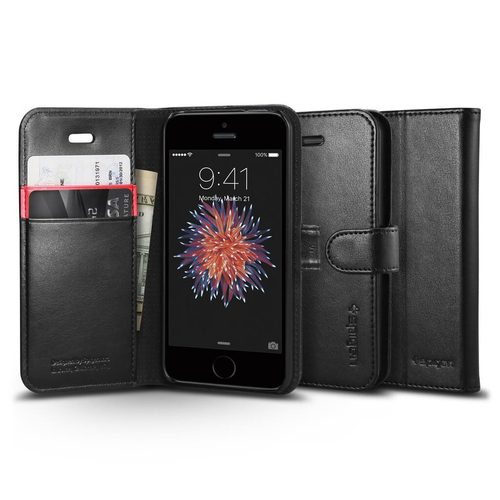 Spigen 174 Wallet S 041cs20191 Iphone Se 5s 5 Case