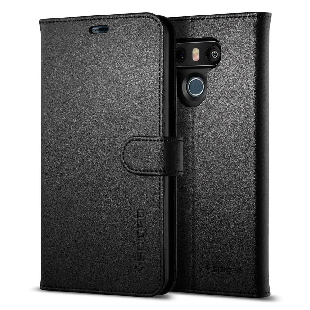 Spigen® Wallet S™ A21CS21242 LG G6 Case - Black