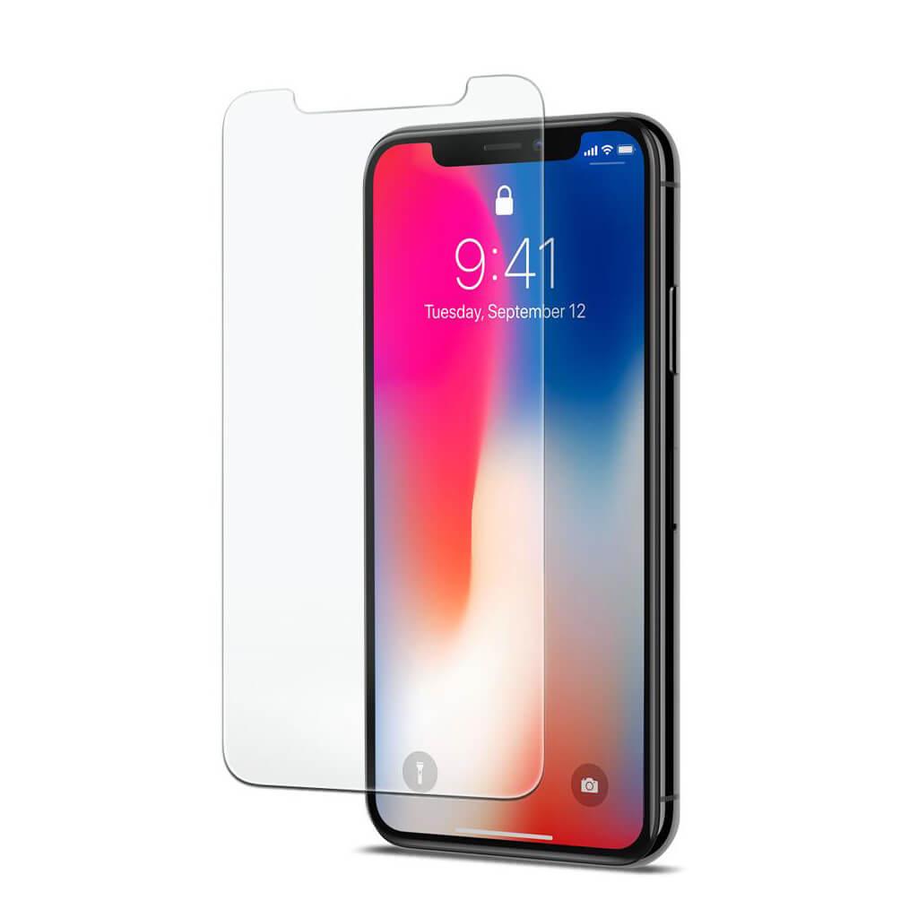 Spigen 174 Glas Tr Slim Iphone Xs X Premium Tempered Glass