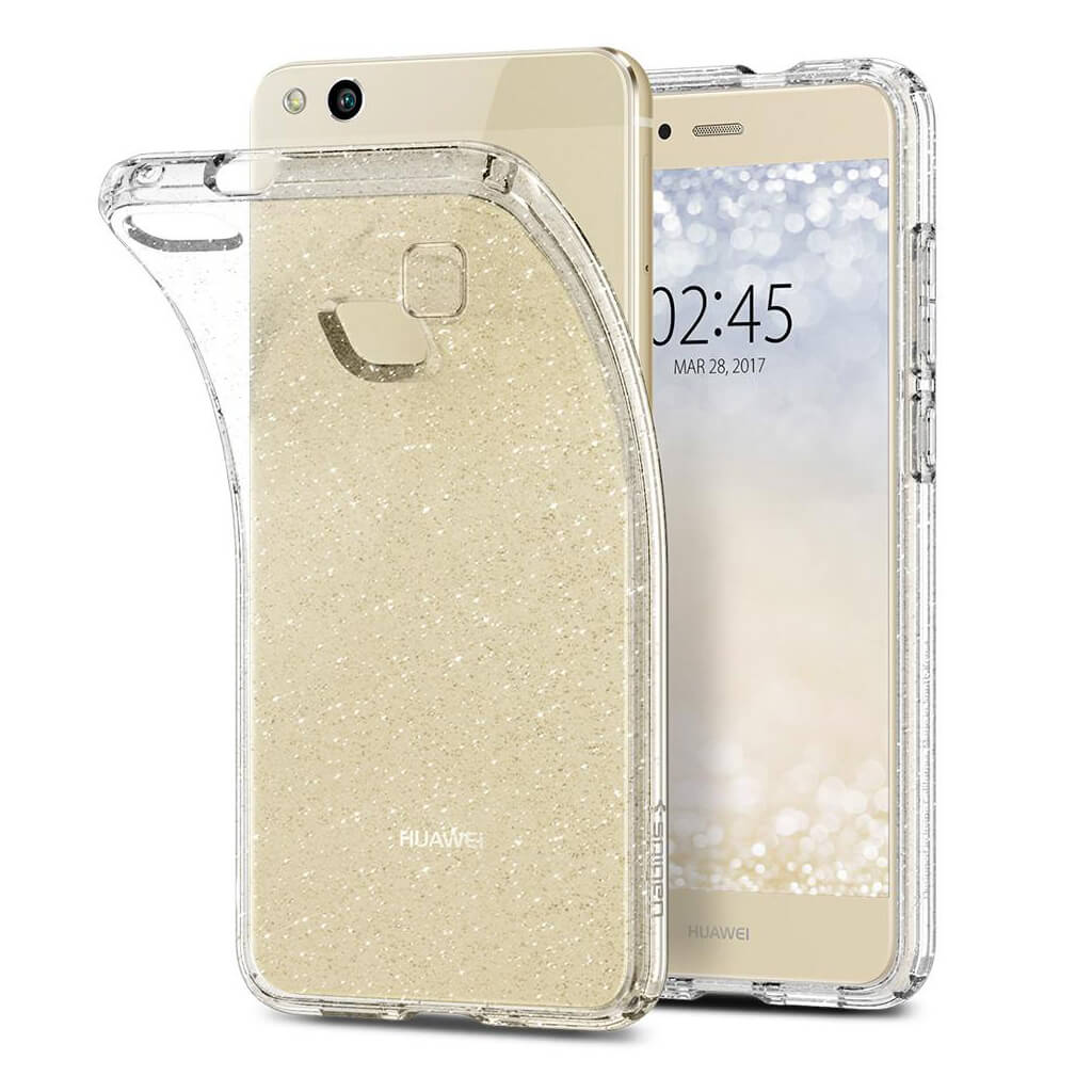 Spigen® Liquid Crystal™ Glitter L14CS21510 Huawei P10 Lite Case - Crystal Quartz