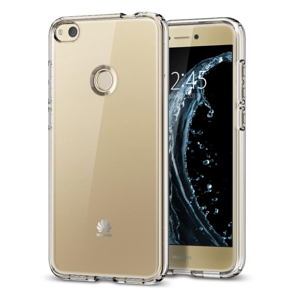 Spigen® Liquid Crystal™ L15CS21736 Huawei P9 Lite (2017) / P8 Lite (2017) Case - Crystal Clear
