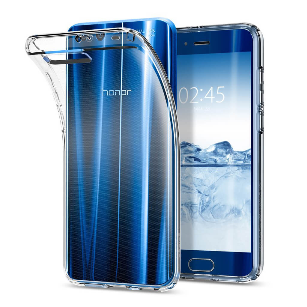 Spigen® Liquid Crystal™ L17CS21993 Huawei Honor 9 Case - Crystal Clear