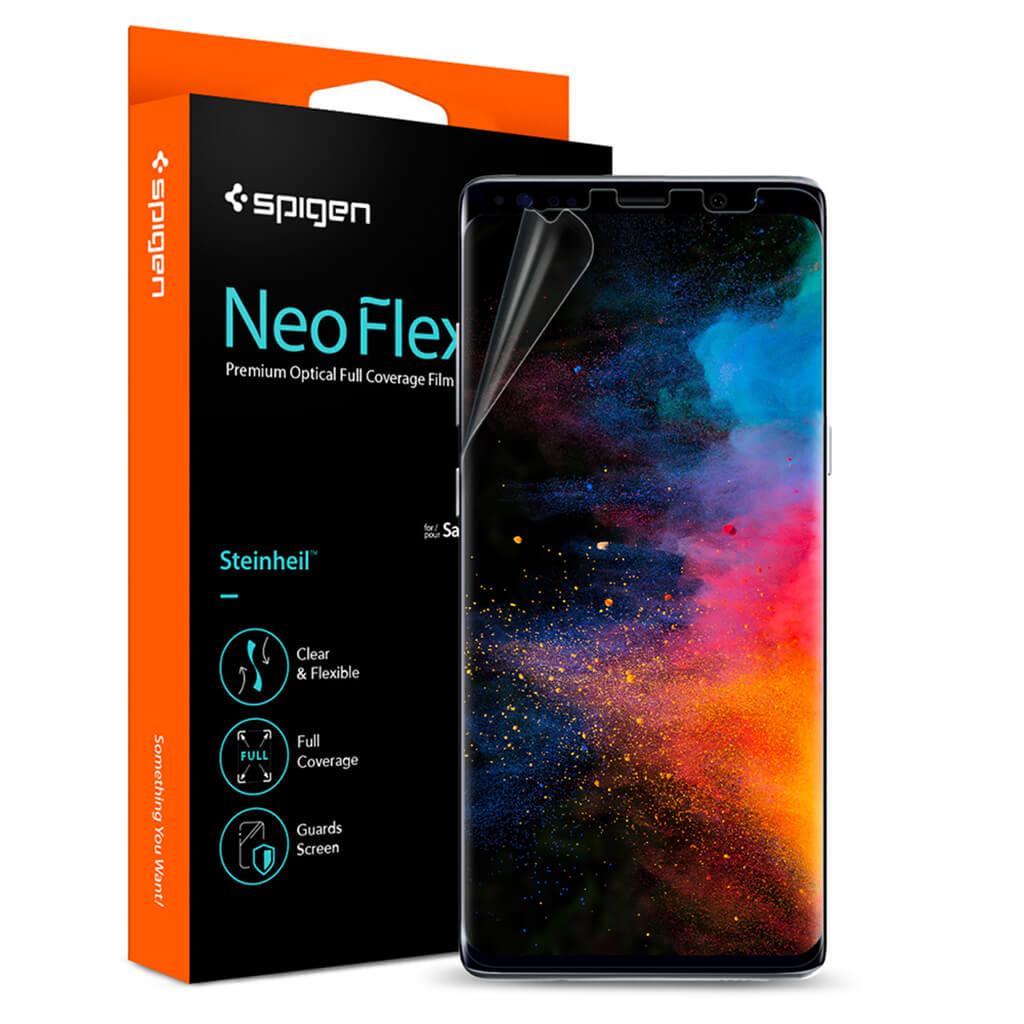 Spigen® Neo Flex™ 587FL22103 Samsung Galaxy Note 8 Premium Screen Protector