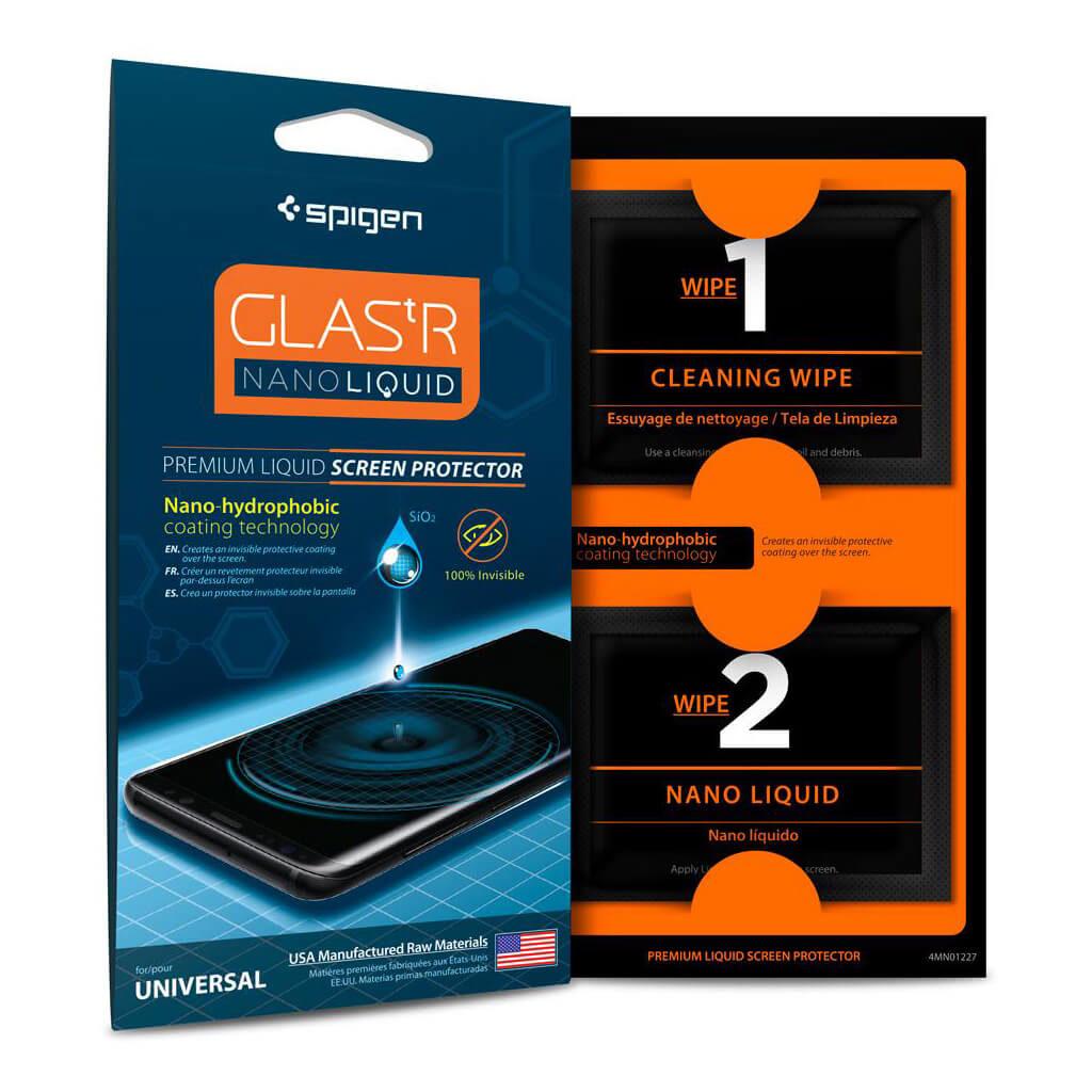 Spigen® GLAS.tR Nano Liquid™ 000GL21813 Premium Screen Protector