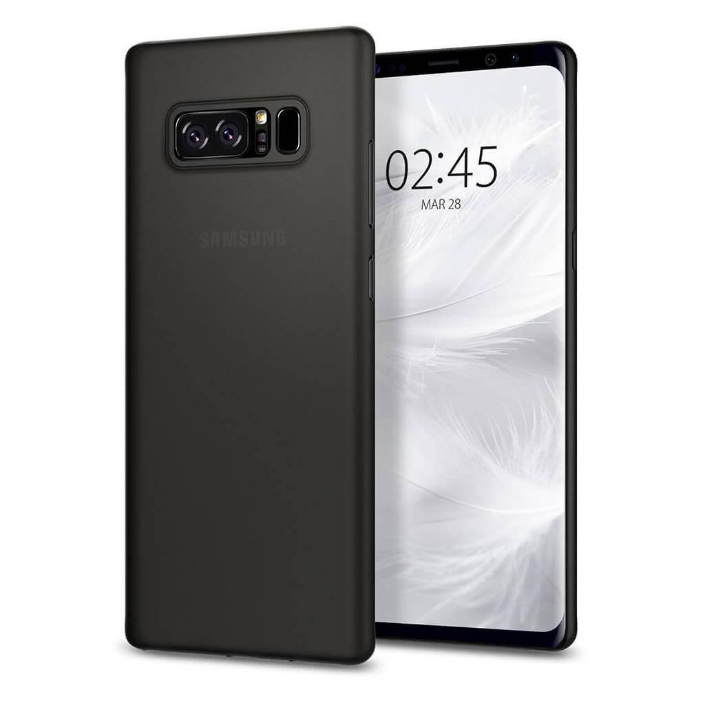 Spigen® Air Skin™ 587CS22049 Samsung Galaxy Note 8 Case - Black