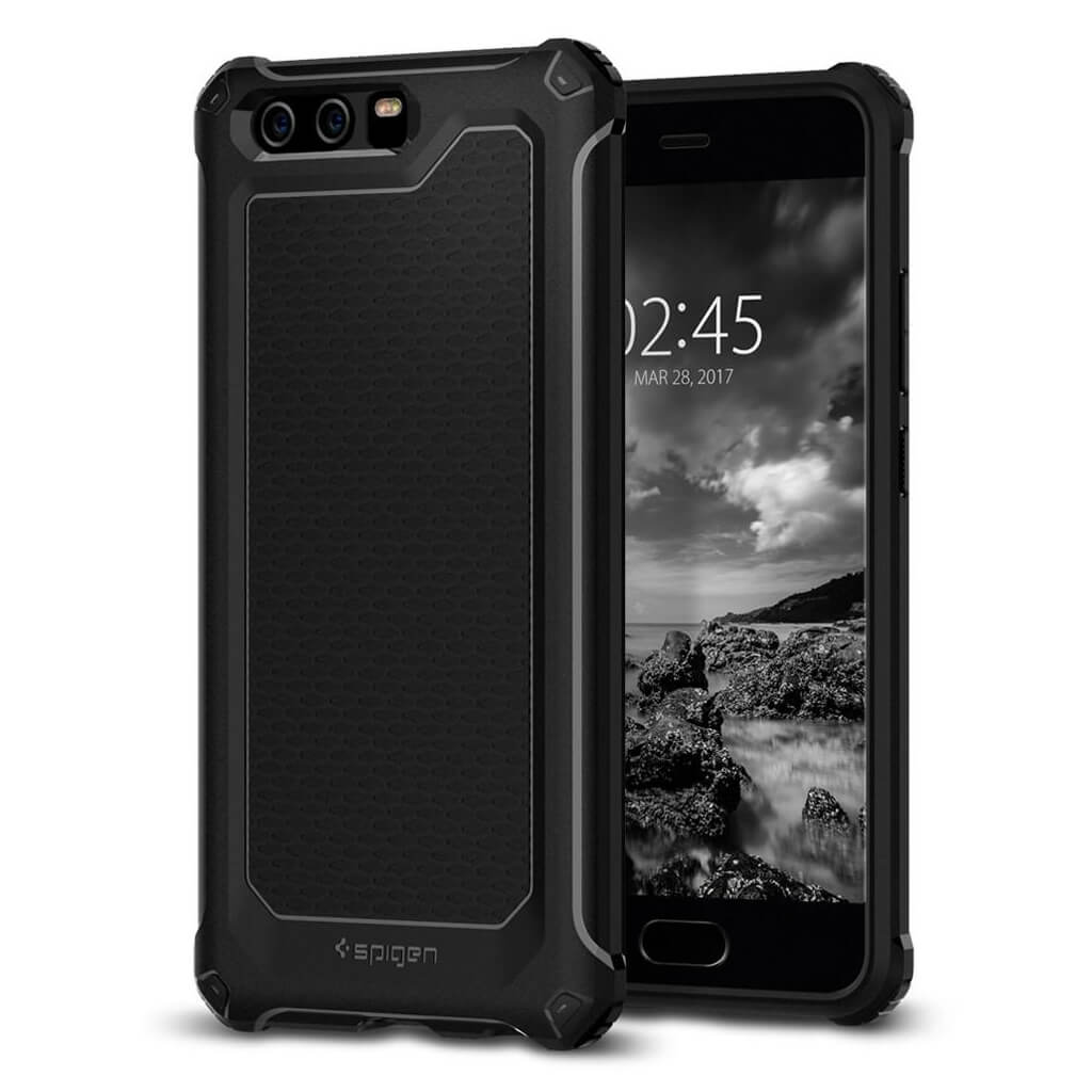 Spigen® Rugged Armor Extra™ L13CS21590 Huawei P10 Case - Black