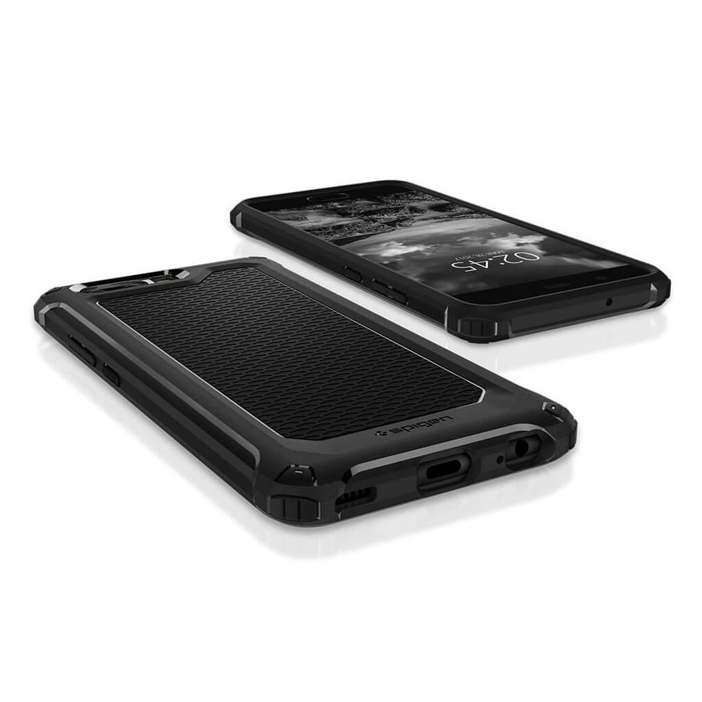 Spigen® Rugged Armor Extra™ L13CS21590 Huawei P10 Case - Black