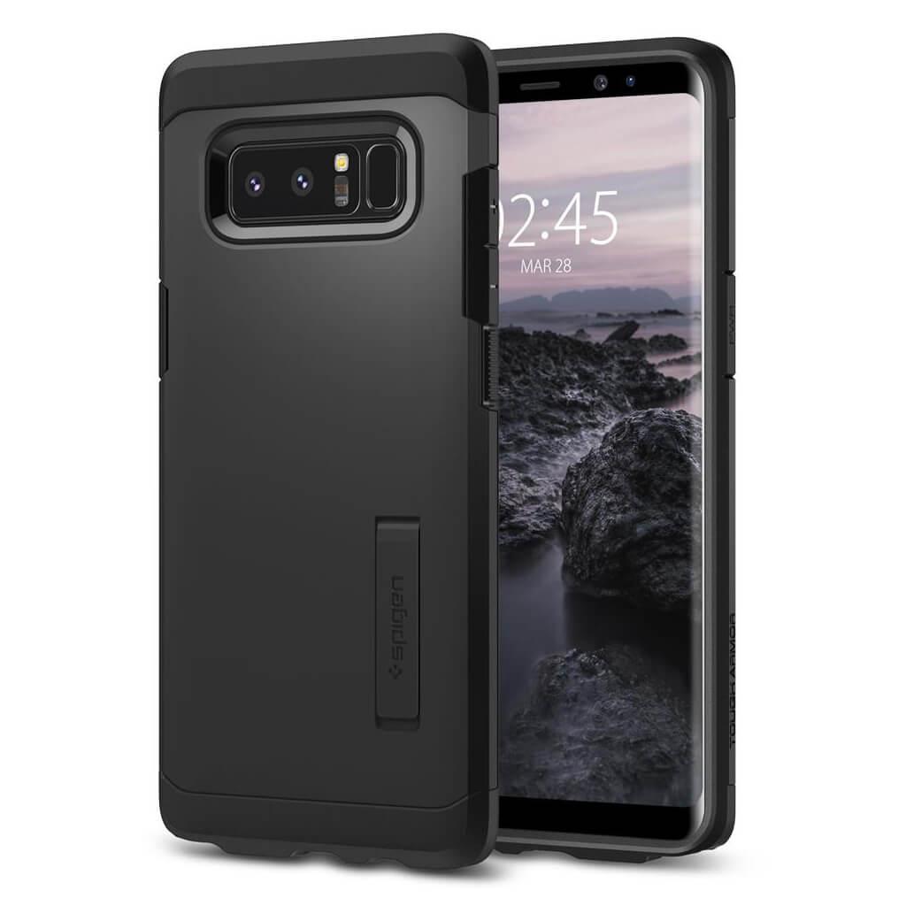Spigen® Tough Armor™ 587CS22079 Samsung Galaxy Note 8 Case - Black