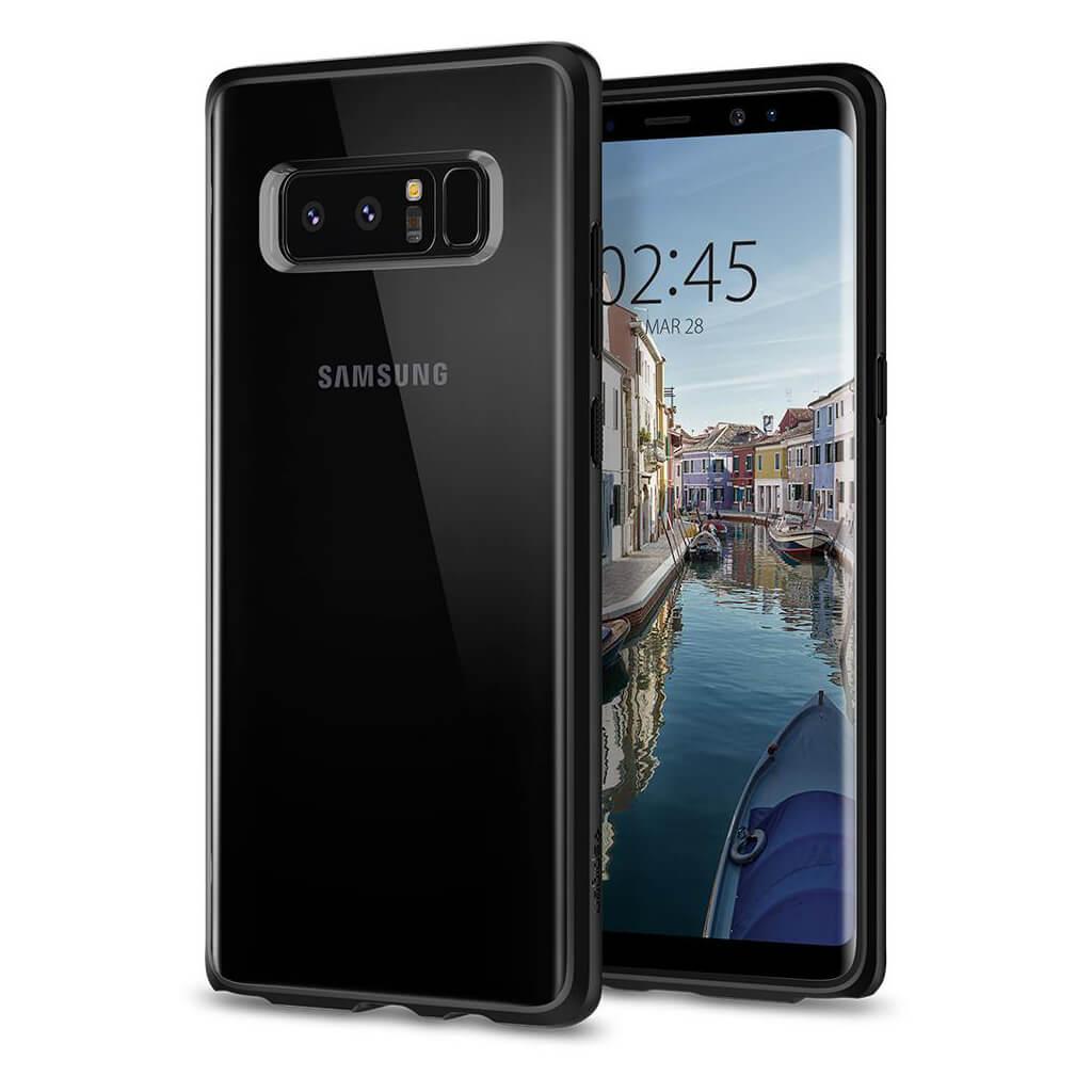 Spigen® Ultra Hybrid™ 587CS22066 Samsung Galaxy Note 8 Case - Matte Black