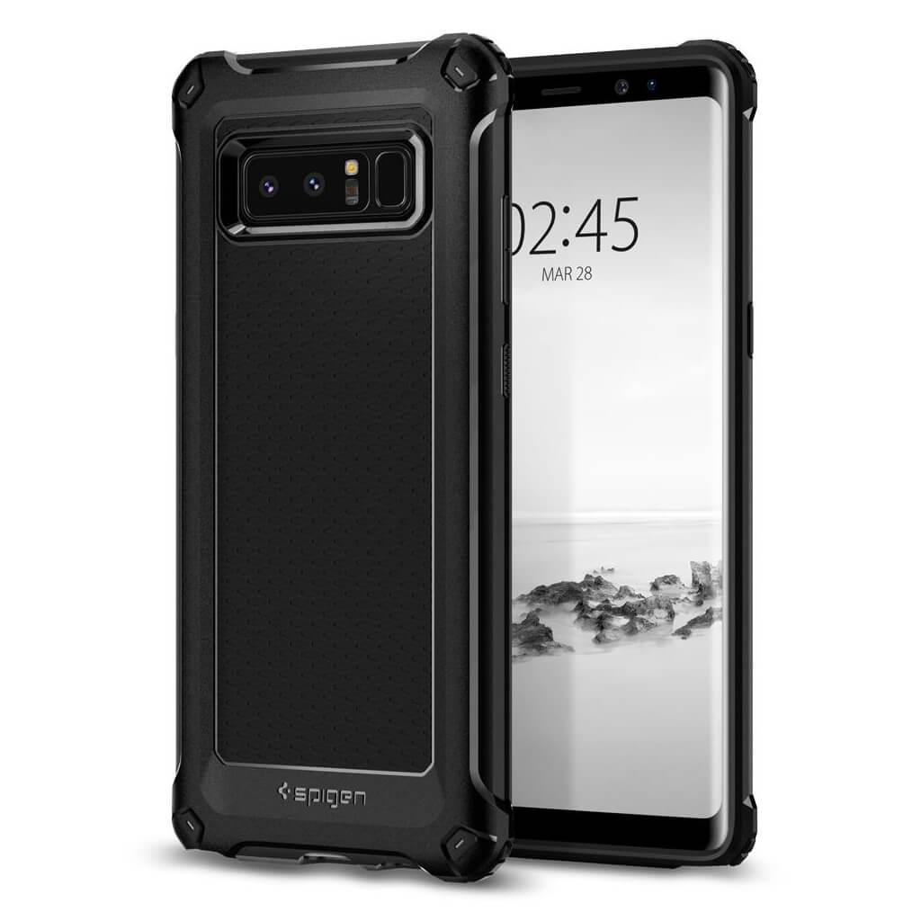Spigen® Rugged Armor Extra™ 587CS21833 Samsung Galaxy Note 8 Case - Black