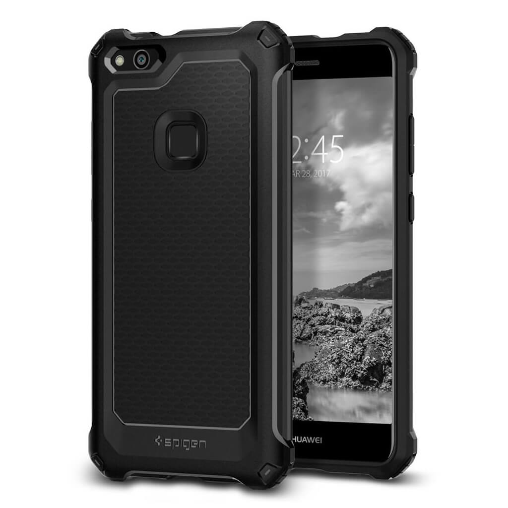 Spigen® Rugged Armor Extra™ L14CS21591 Huawei P10 Lite Case - Black