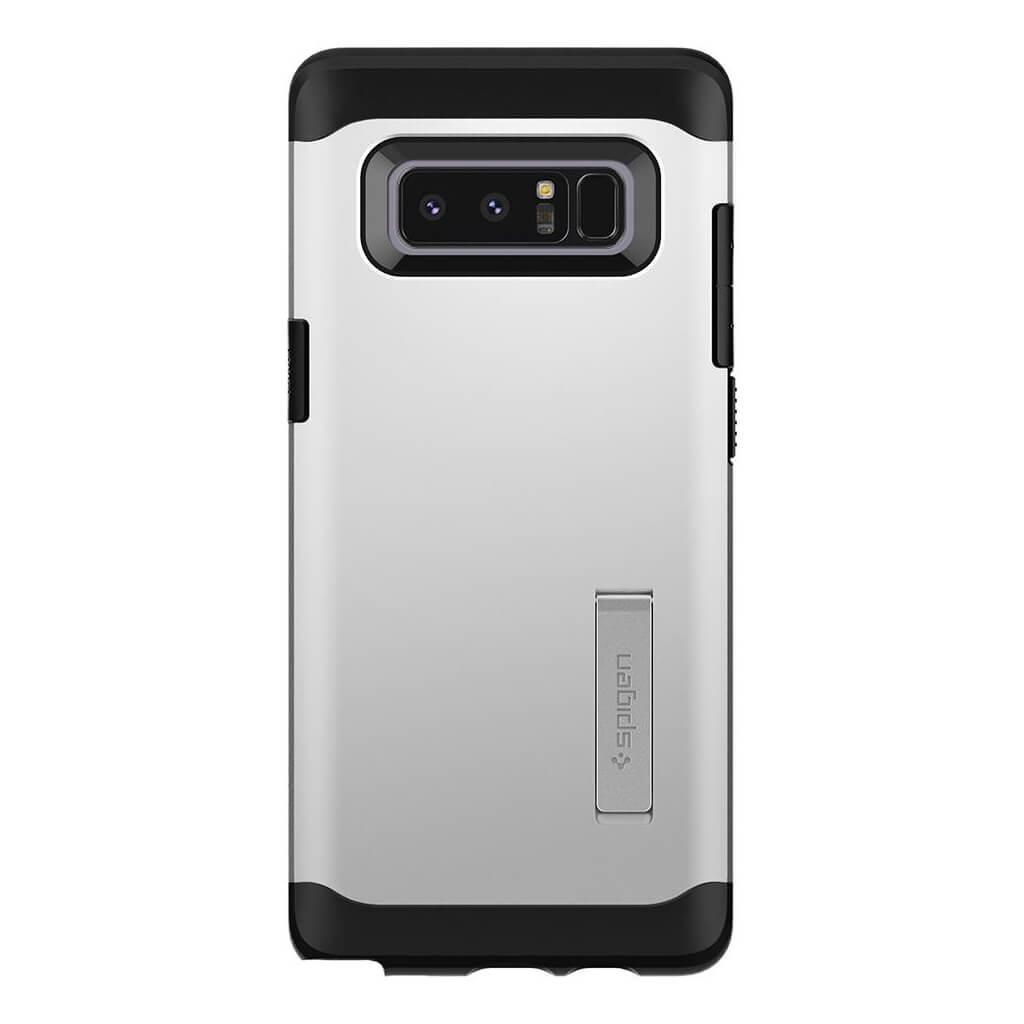 Spigen® Slim Armor™ 587CS21838 Samsung Galaxy Note 8 Case - Satin Silver