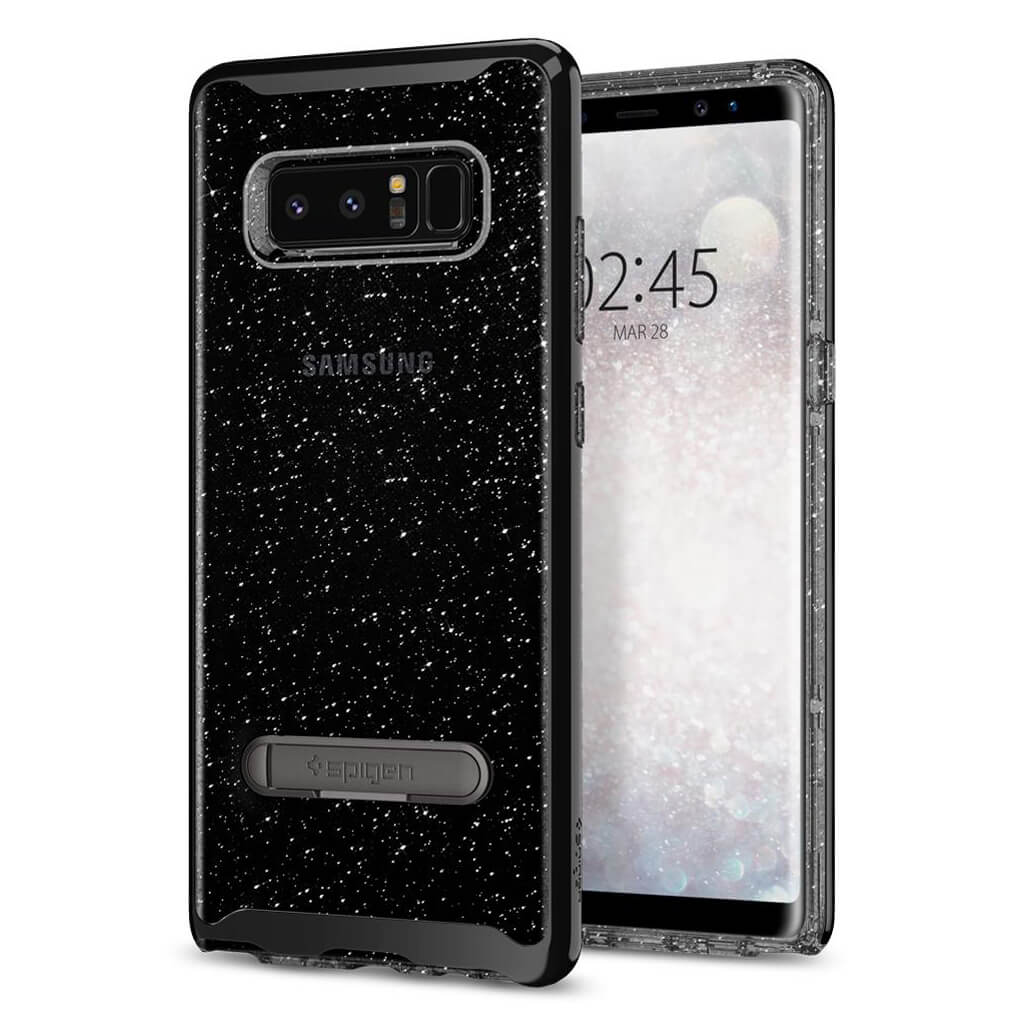 samsung galaxy note 8 cases here are the spigen 174 crystal hybrid glitter 587cs21843 samsung galaxy