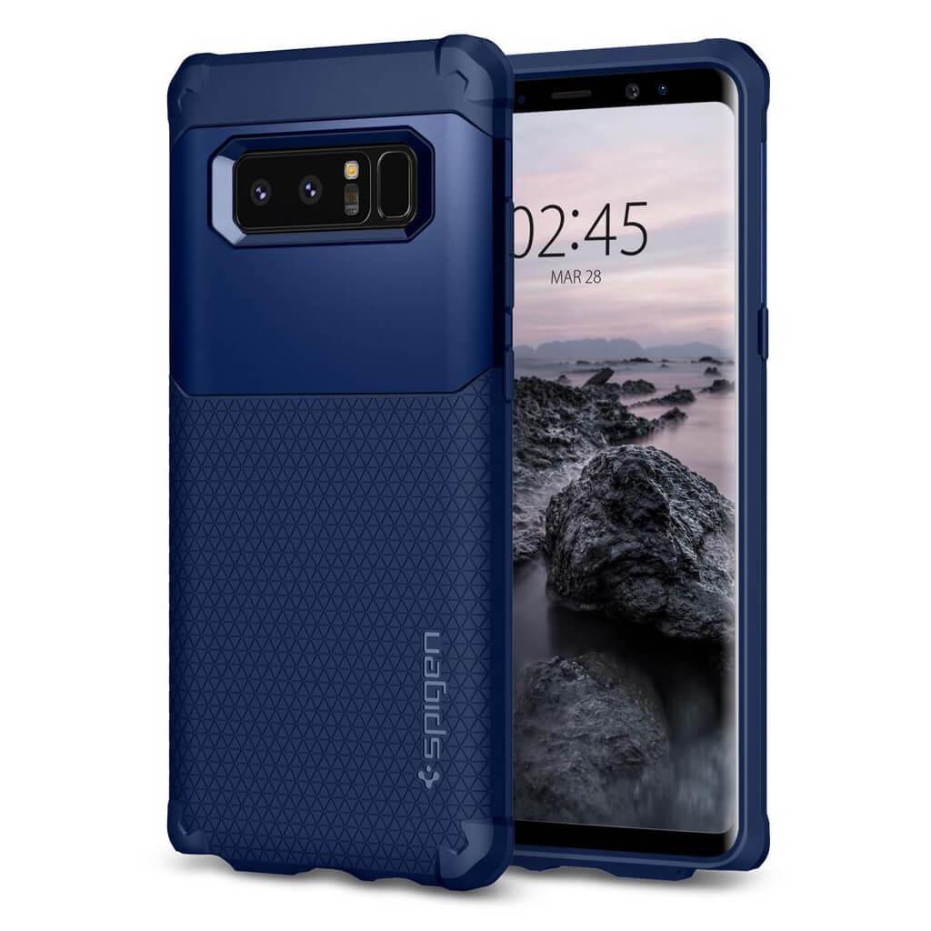 Spigen® Hybrid Armor™ 587CS22078 Samsung Galaxy Note 8 Case - Deep Blue