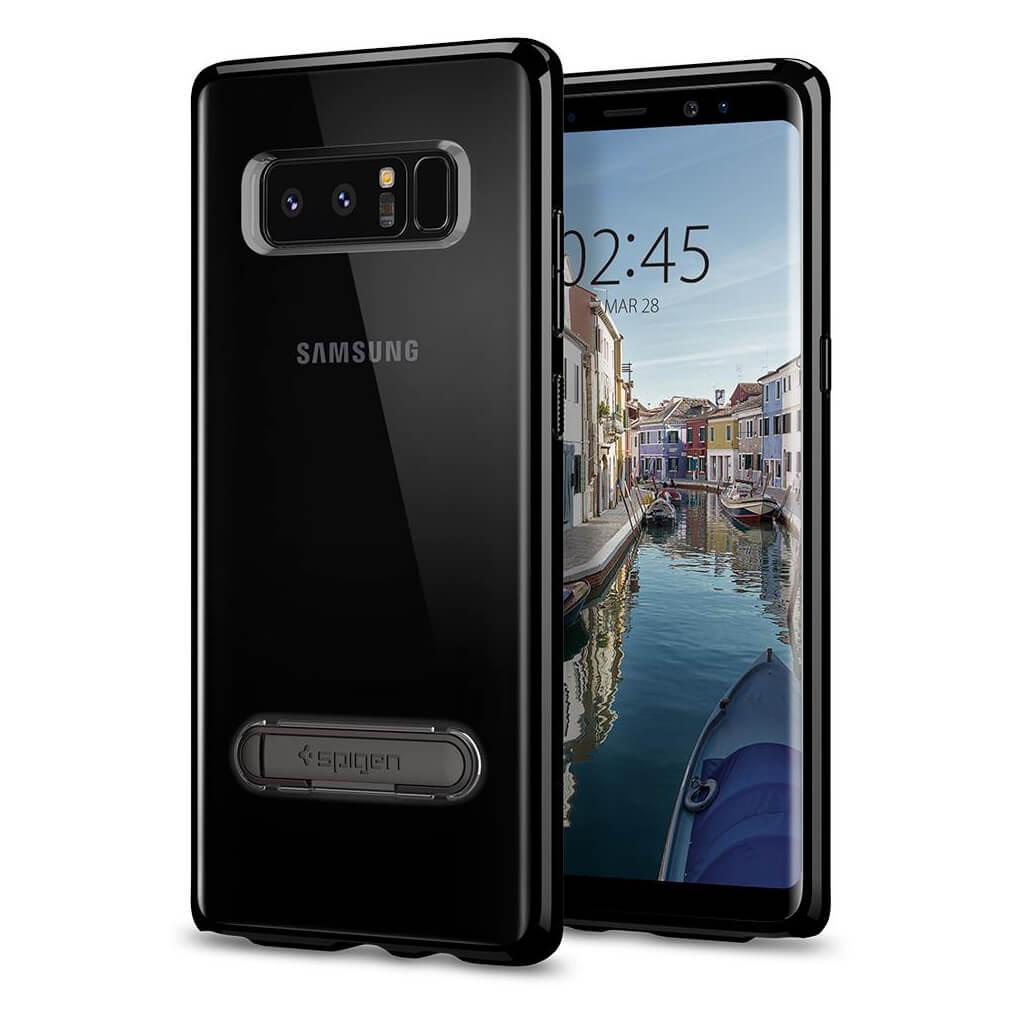 Spigen® Ultra Hybrid S™ 587CS22069 Samsung Galaxy Note 8 Case - Midnight Black