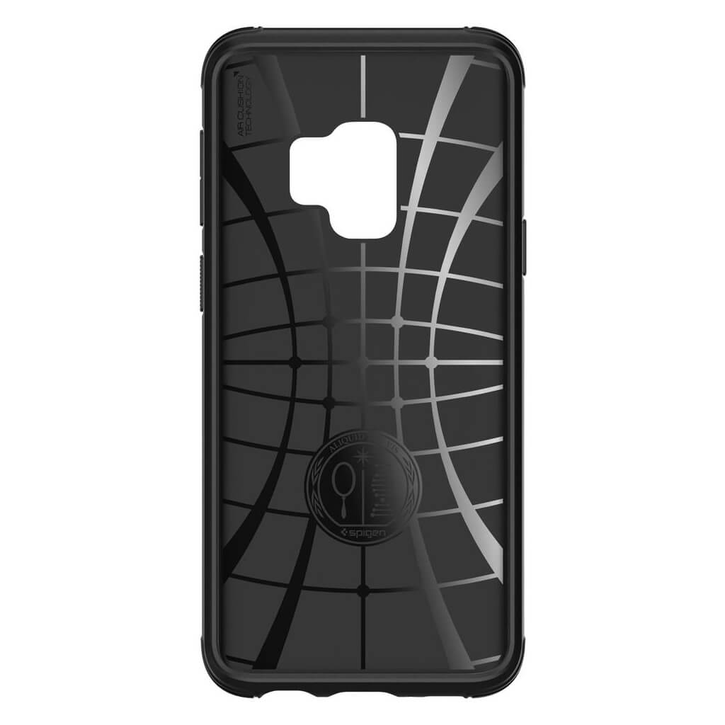 Spigen® Rugged Armor Urban™ 592CS22875 Samsung Galaxy S9 Case - Black