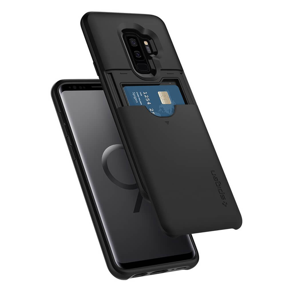 Spigen 174 Slim Armor Cs 593cs22950 Samsung Galaxy S9 Plus