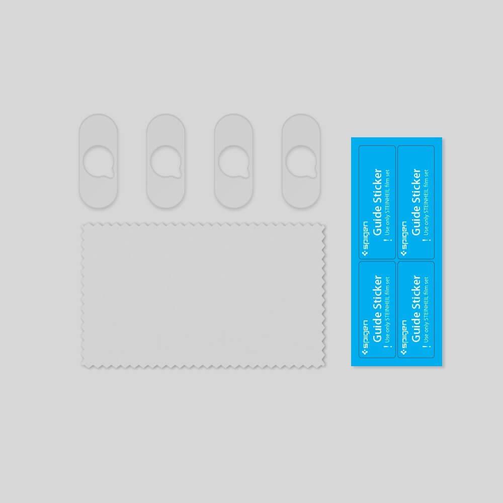 Spigen® GLAS.tR SLIM™ 057GL23344 iPhone X Camera Lens Glass