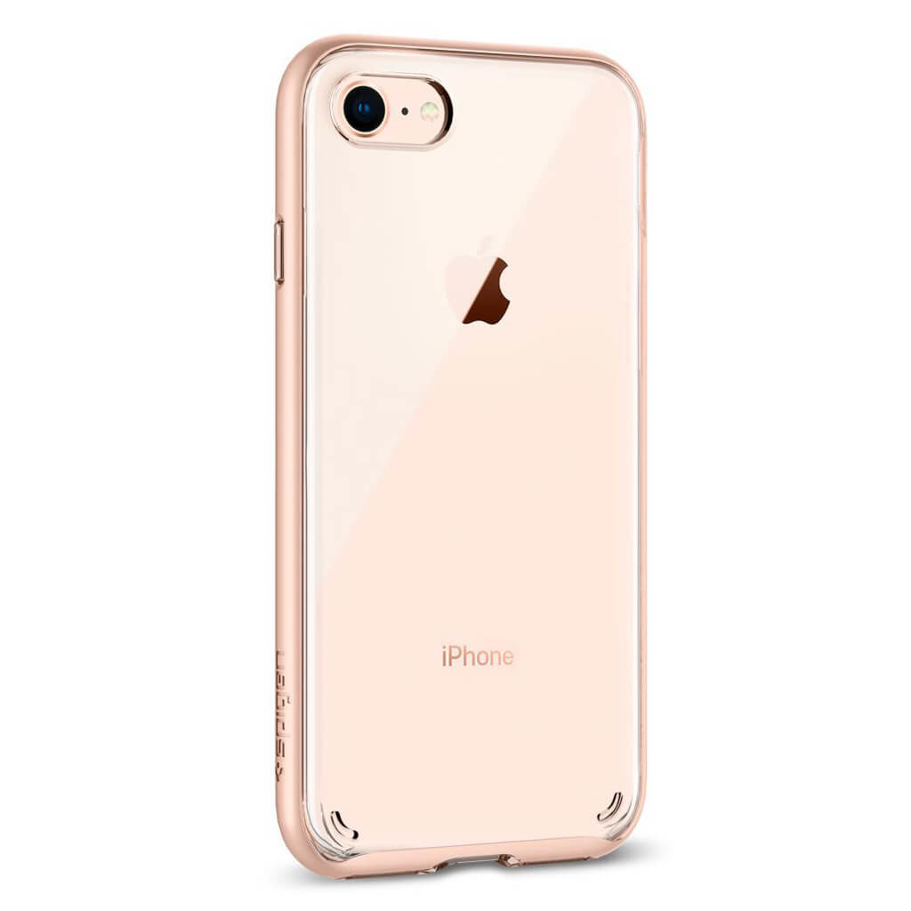Spigen® Neo Hybrid Crystal™ 2 054CS22569 iPhone 8 / 7 Case - Blush Gold