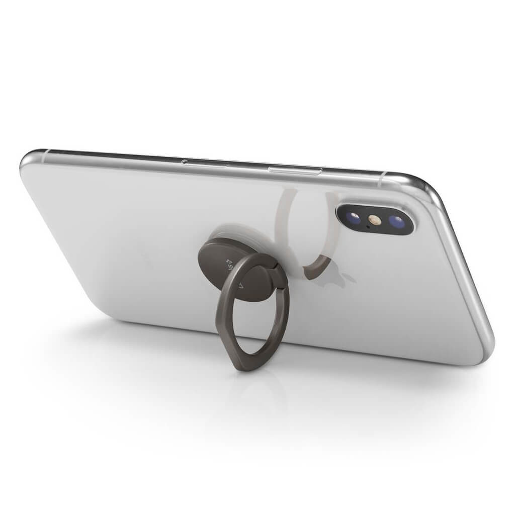 Spigen® Style Ring POP™ - Gunmetal
