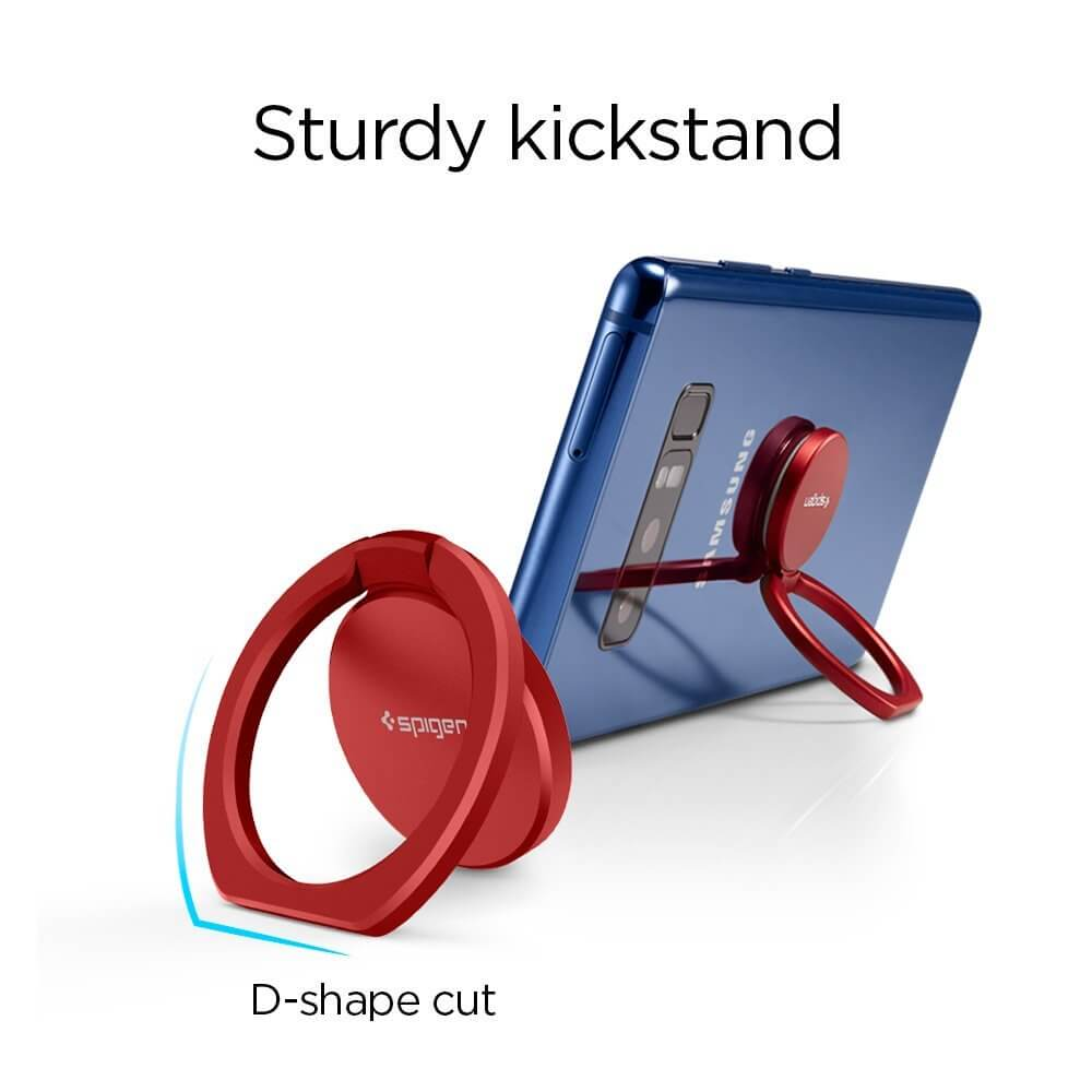 Spigen® Style Ring POP™ 000SR21955 - Red