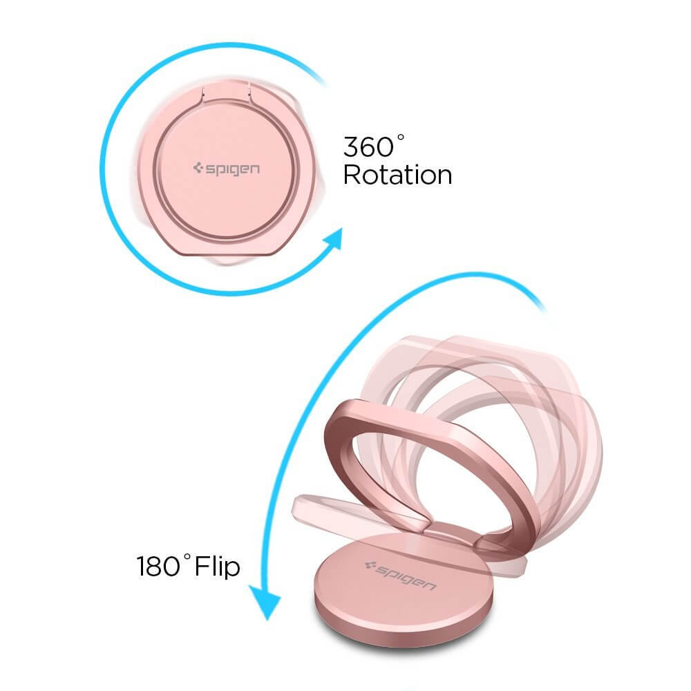 Spigen® Style Ring POP™ 000SR21957 - Rose Gold