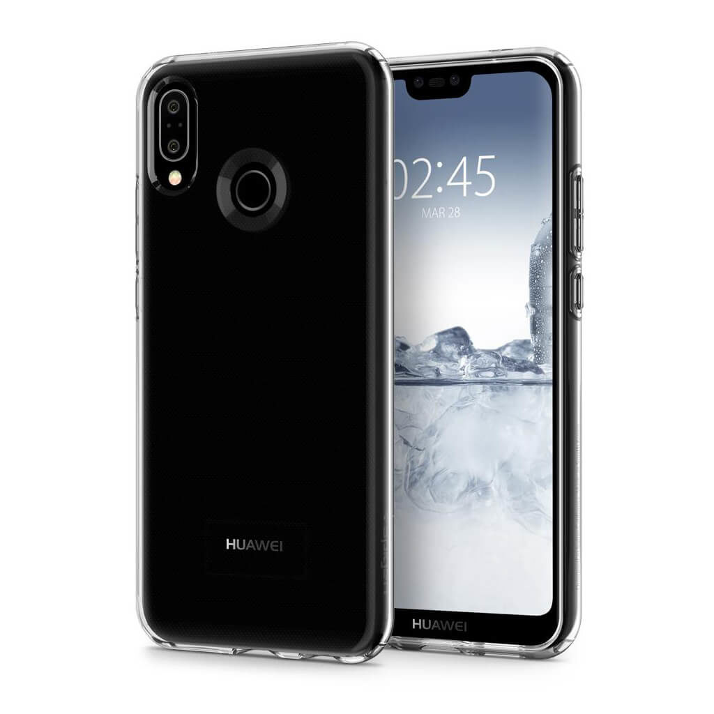 Spigen 174 Liquid Crystal L22cs23072 Huawei P20 Lite Case