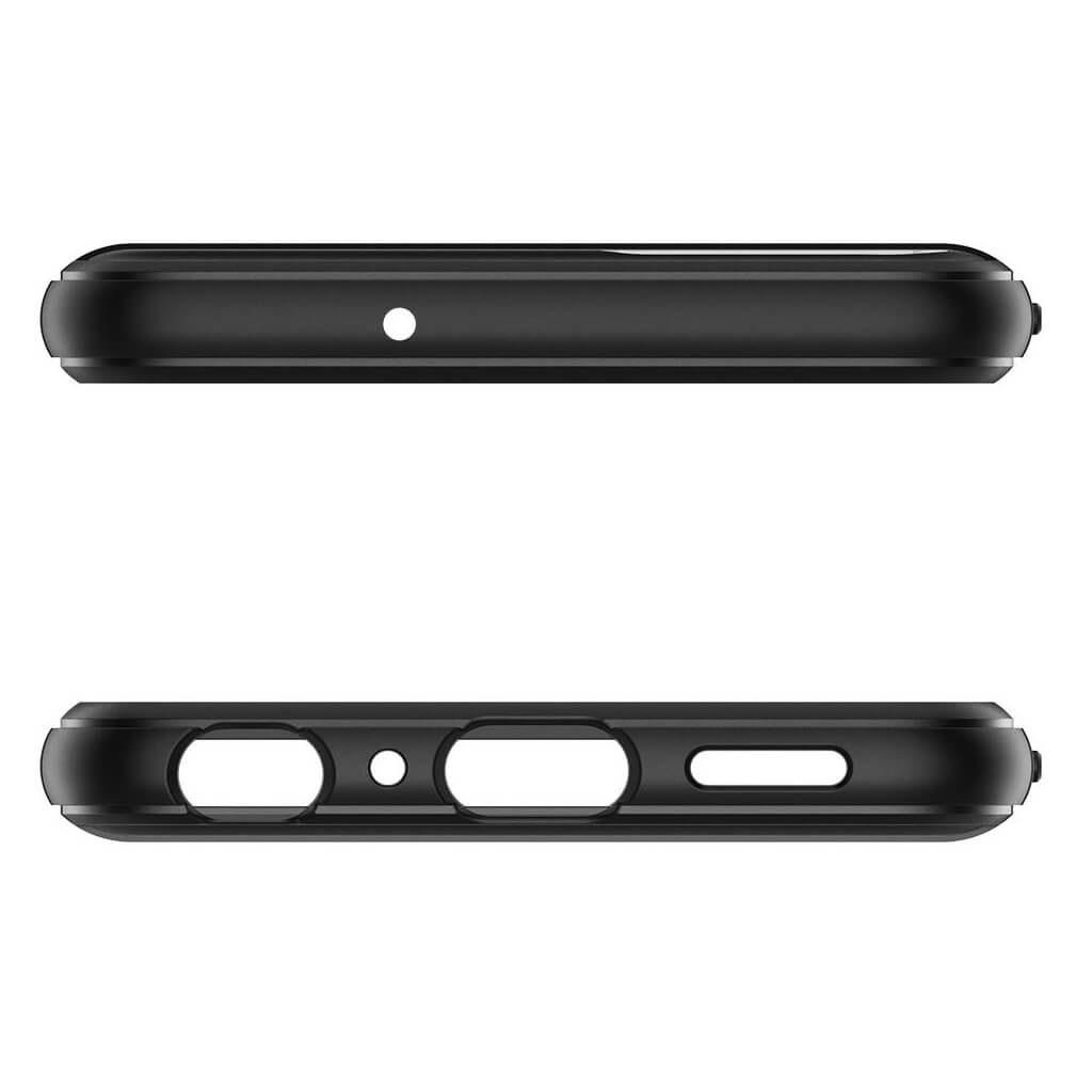 Spigen® Rugged Armor™ L24CS23183 Huawei P Smart Case - Black