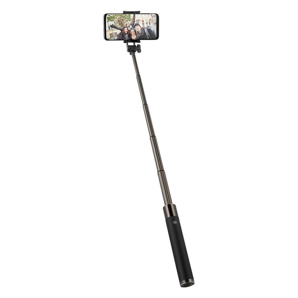 Spigen® S530W 000SS21746 Bluetooth Selfie Stick - Black