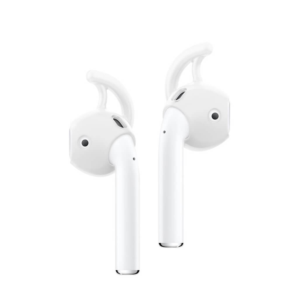 Spigen® TEKA® AirPods Earhooks 000SD21192 RA200 - White
