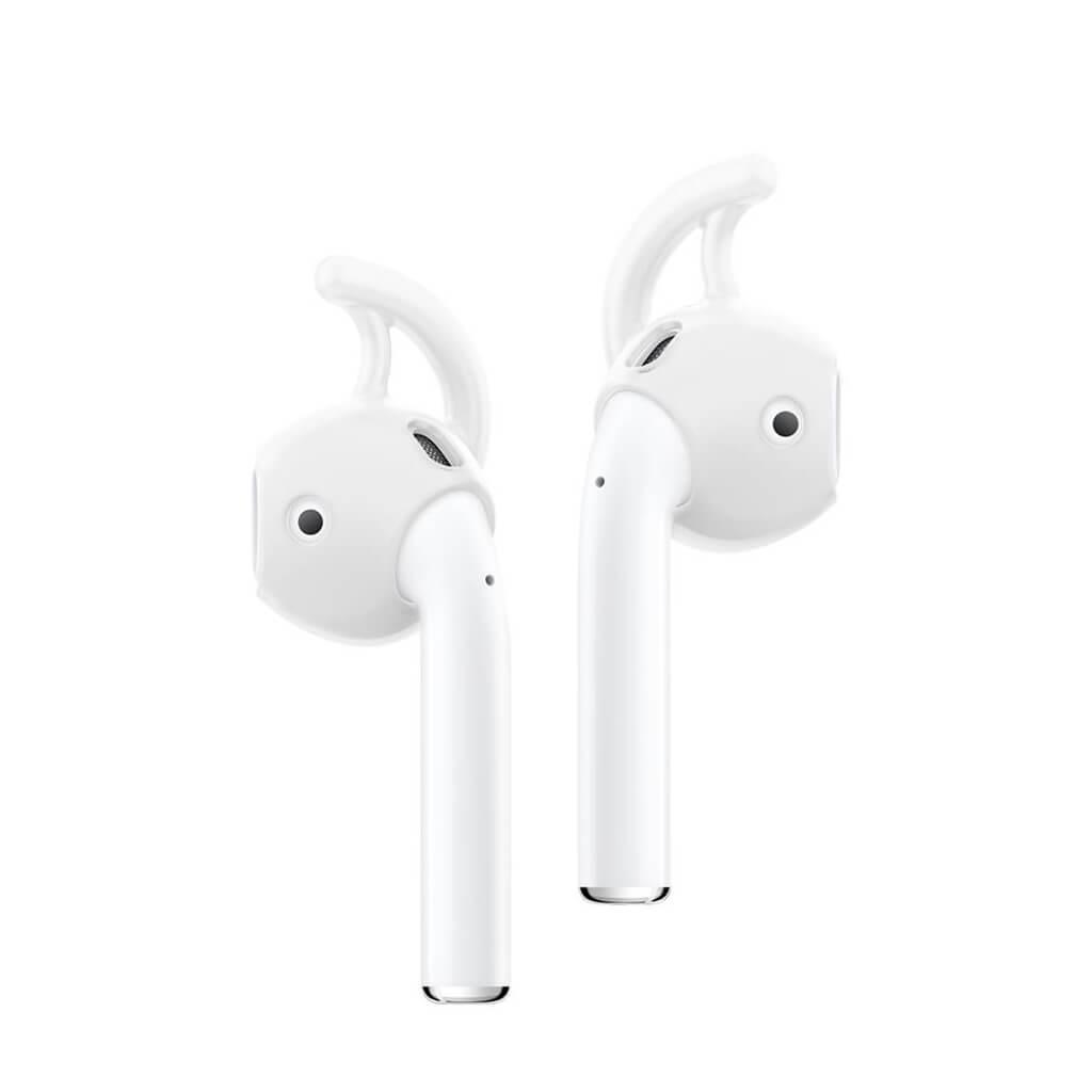 Spigen® TEKA® AirPods Earhooks 000SD21192 RA200 - White