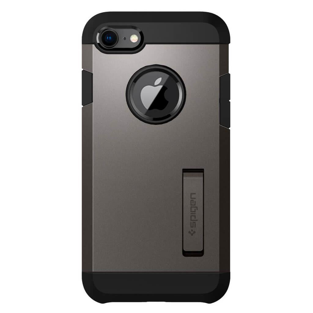 Spigen® Tough Armor™ 2 054CS22214 iPhone 8 / 7 Case - Gunmetal