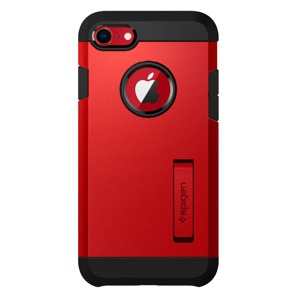 Spigen® Tough Armor™ 2 054CS24041 iPhone 8 / 7 Case - Red