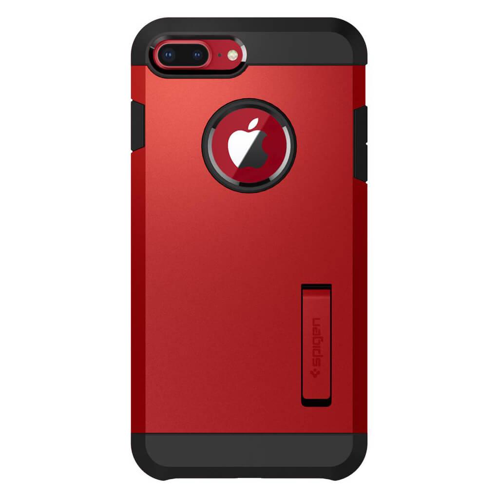 cheaper 76ca1 6b90c Spigen® Tough Armor™ 2 055CS24040 iPhone 8 Plus / 7 Plus Case - Red    spaceboy*