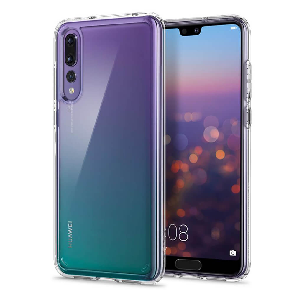 Spigen® Ultra Hybrid™ L23CS23989 Huawei P20 Pro Case - Crystal Clear