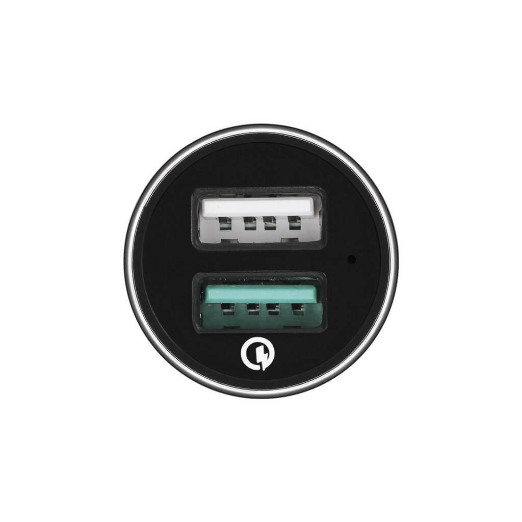 Spigen® F27QC Qualcomm Quick Charge 3.0 000CG20643 Car Charger