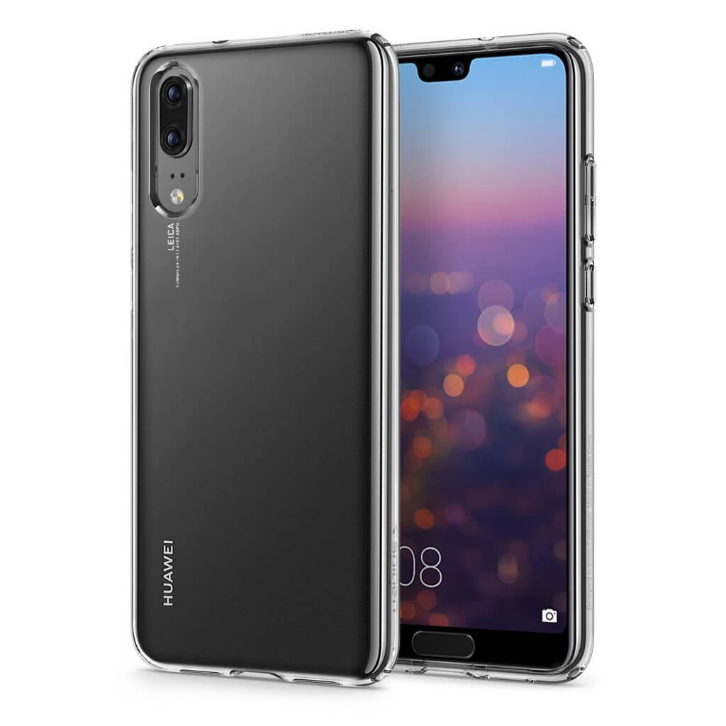 Spigen® Liquid Crystal™ L21CS23081 Huawei P20 Case - Crystal Clear