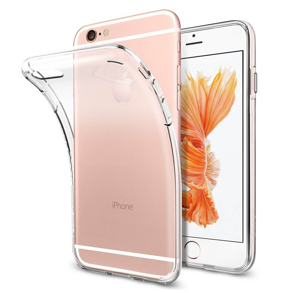 Spigen® Liquid Crystal™ SGP11596 iPhone 6 / 6s Case - Crystal Clear