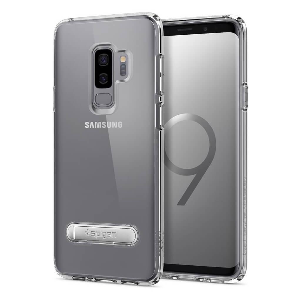 Spigen® Ultra Hybrid S™ 593CS22928 Samsung Galaxy S9+ Plus Case - Crystal Clear