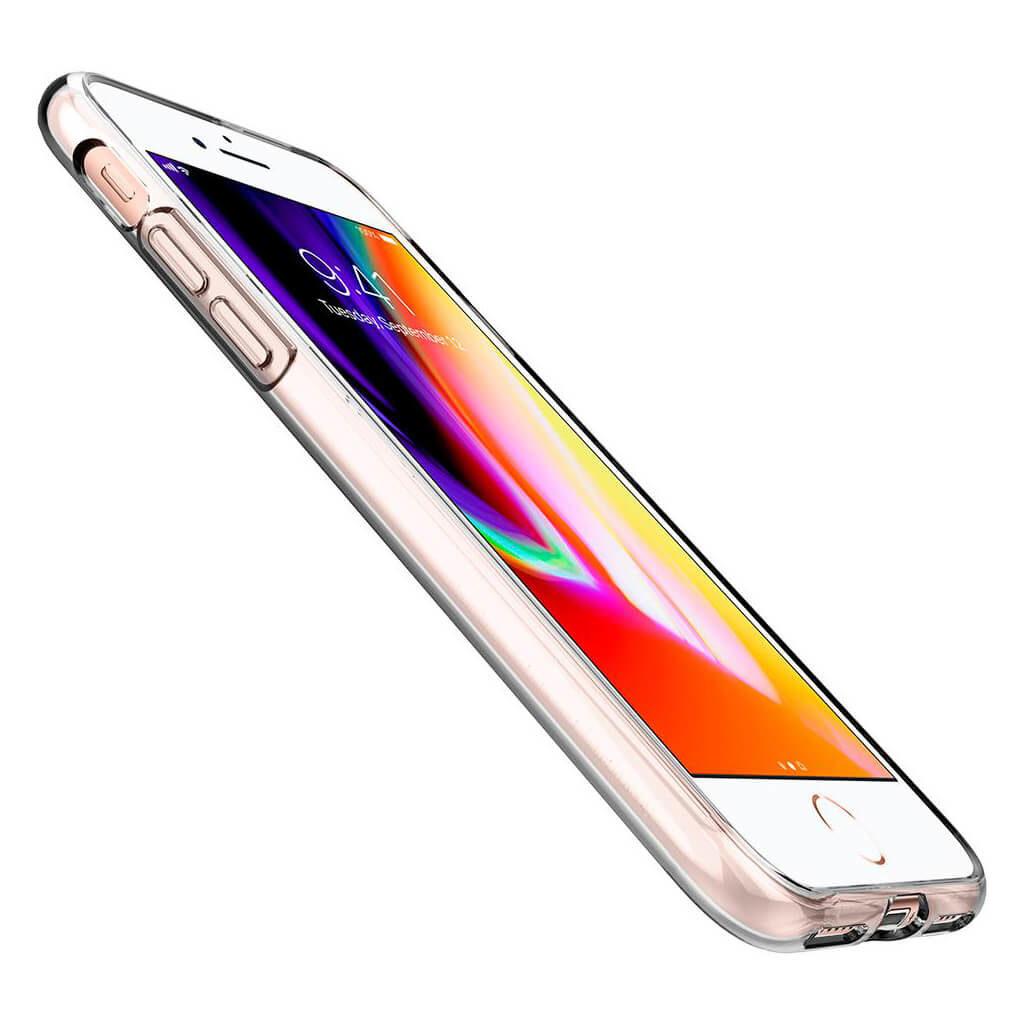 Spigen® Liquid Crystal™ 2 054CS22203 iPhone 8 / 7 Case - Crystal Clear