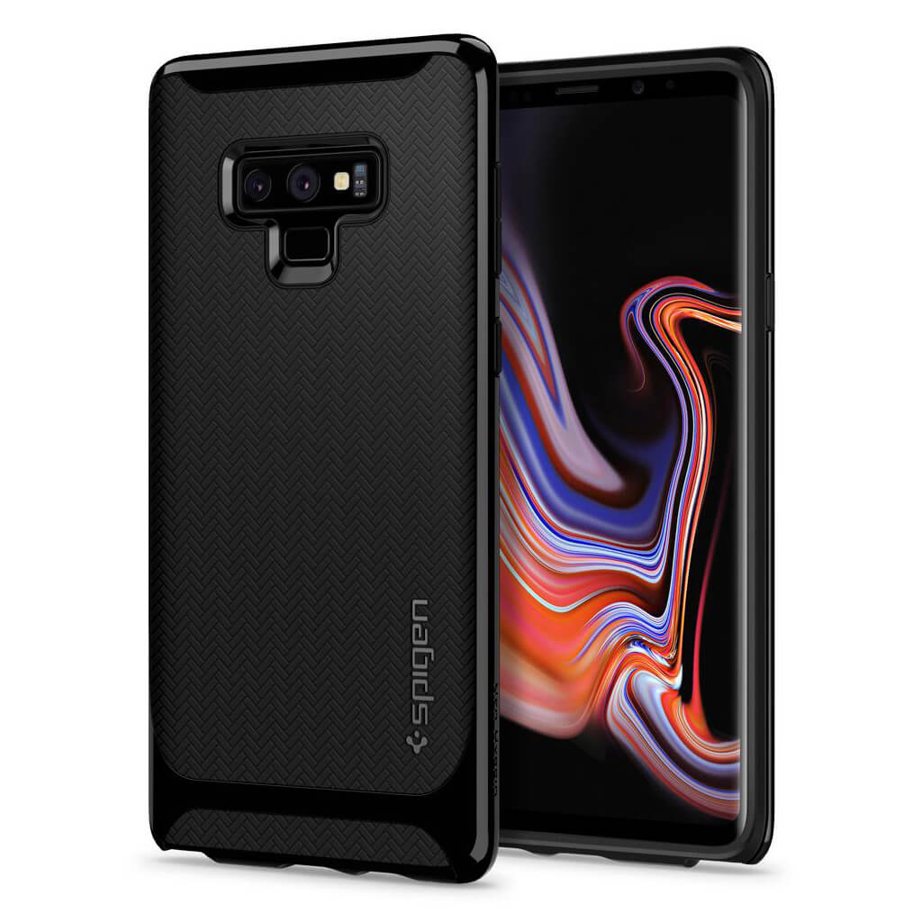 Spigen® Neo Hybrid™ 599CS24578 Samsung Galaxy Note 9 Case - Midnight Black