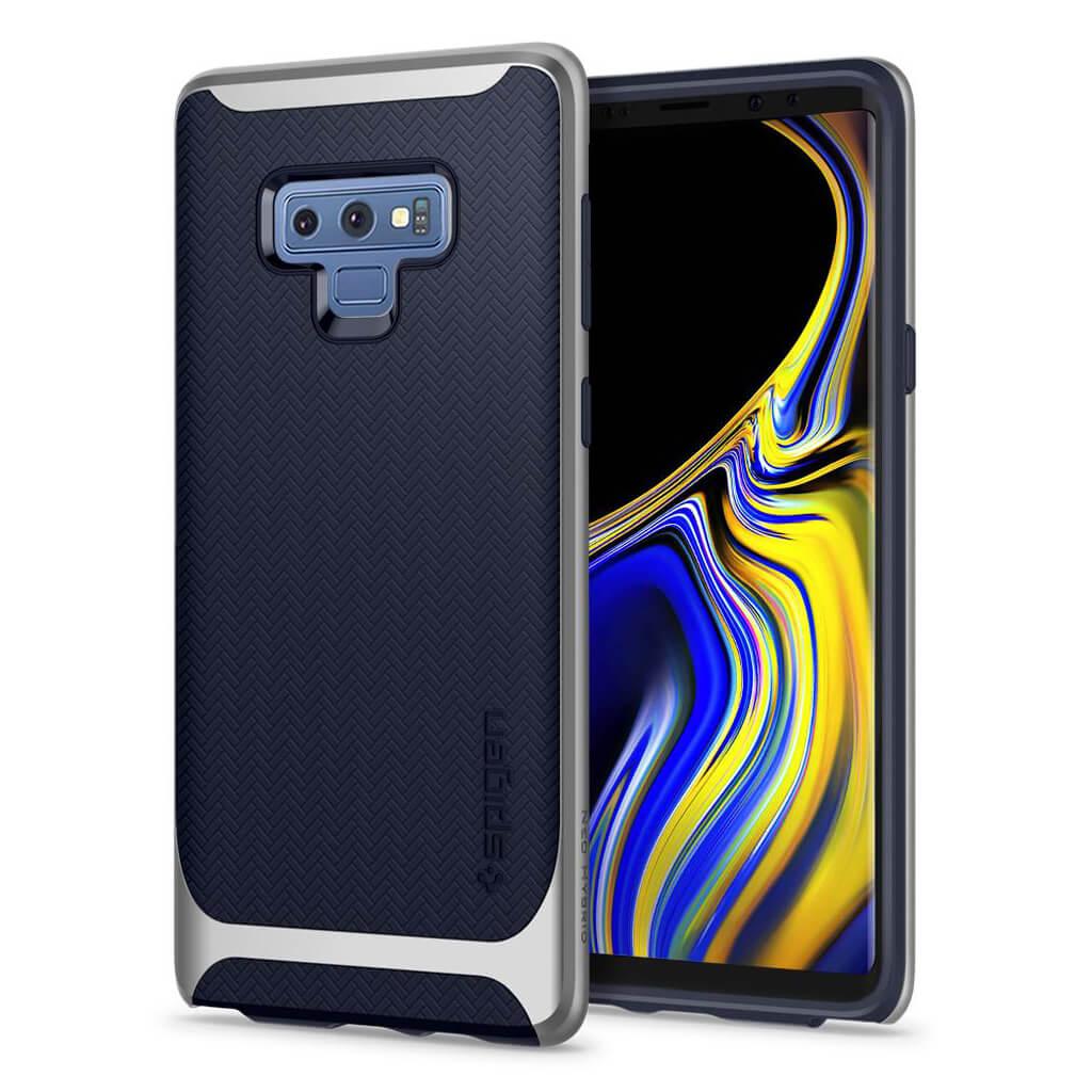 Spigen® Neo Hybrid™ 599CS24593 Samsung Galaxy Note 9 Case - Arctic Silver