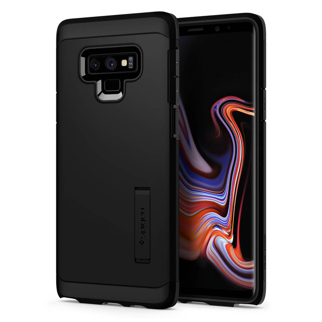 Spigen® Tough Armor™ 599CS24575 Samsung Galaxy Note 9 Case - Black