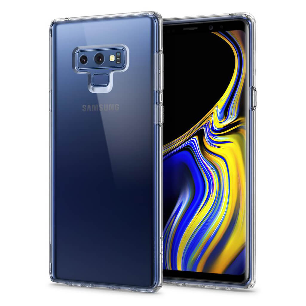 Spigen® Ultra Hybrid™ 599CS24573 Samsung Galaxy Note 9 Case - Crystal Clear
