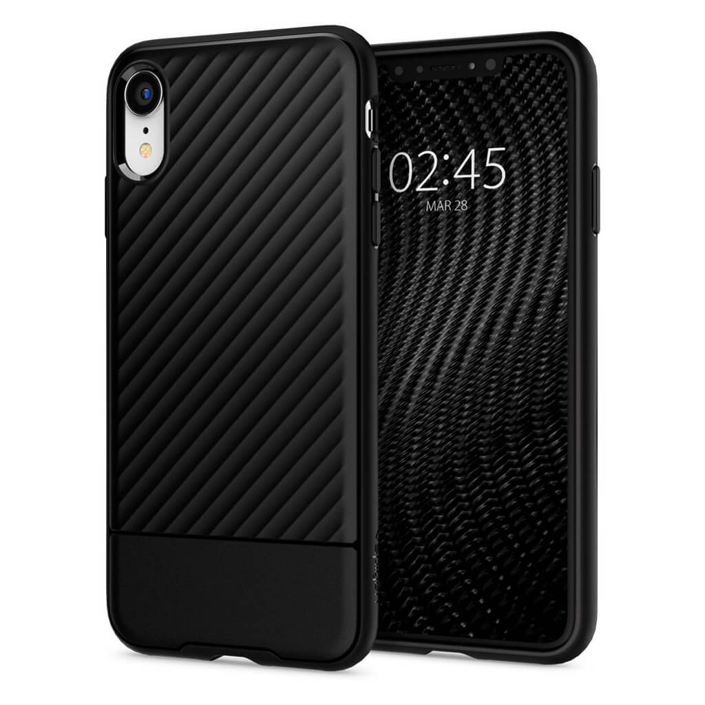 Spigen® Core Armor™ 064CS24901 iPhone XR Case - Black