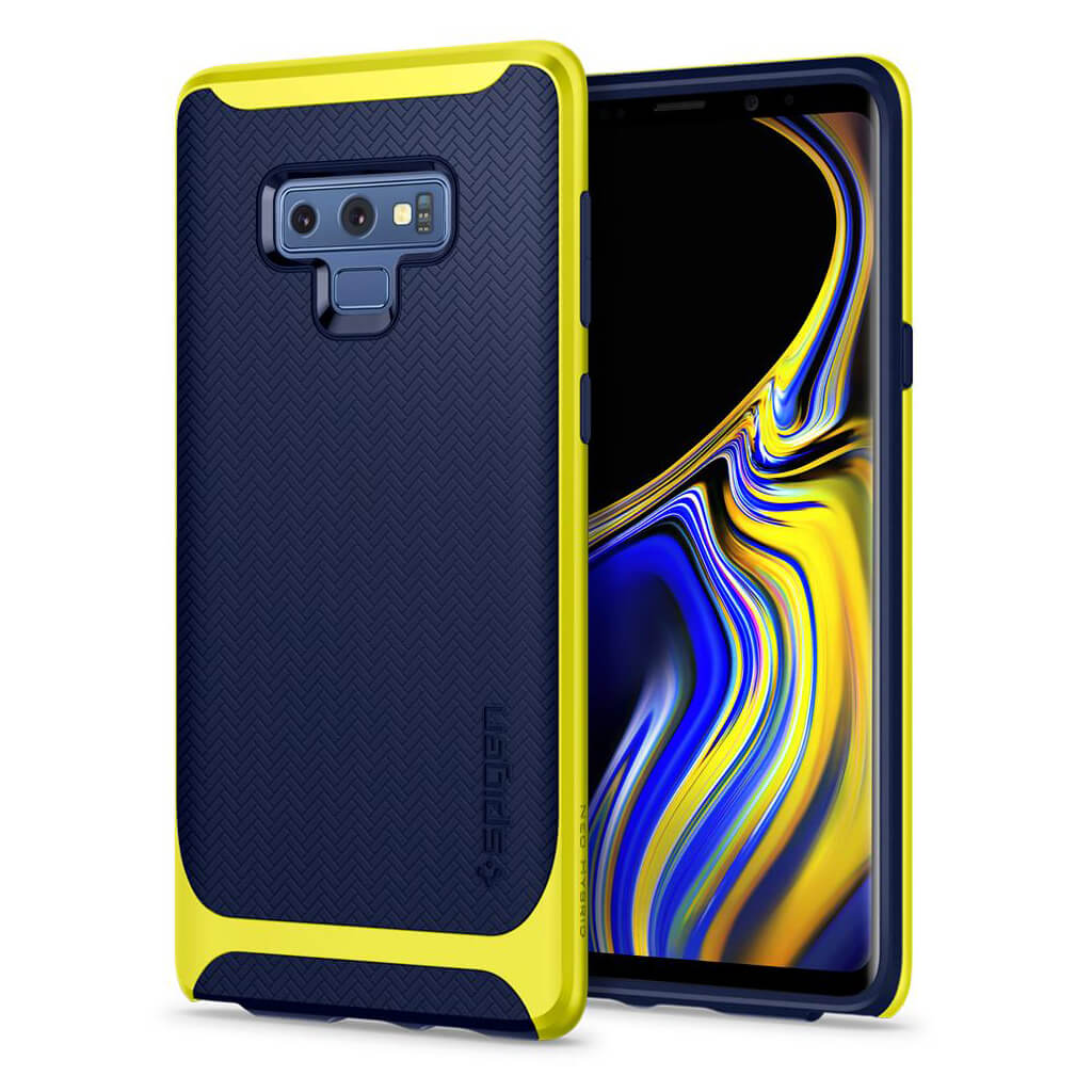 Spigen® Neo Hybrid™ 599CS25055 Samsung Galaxy Note 9 Case - Ocean Blue