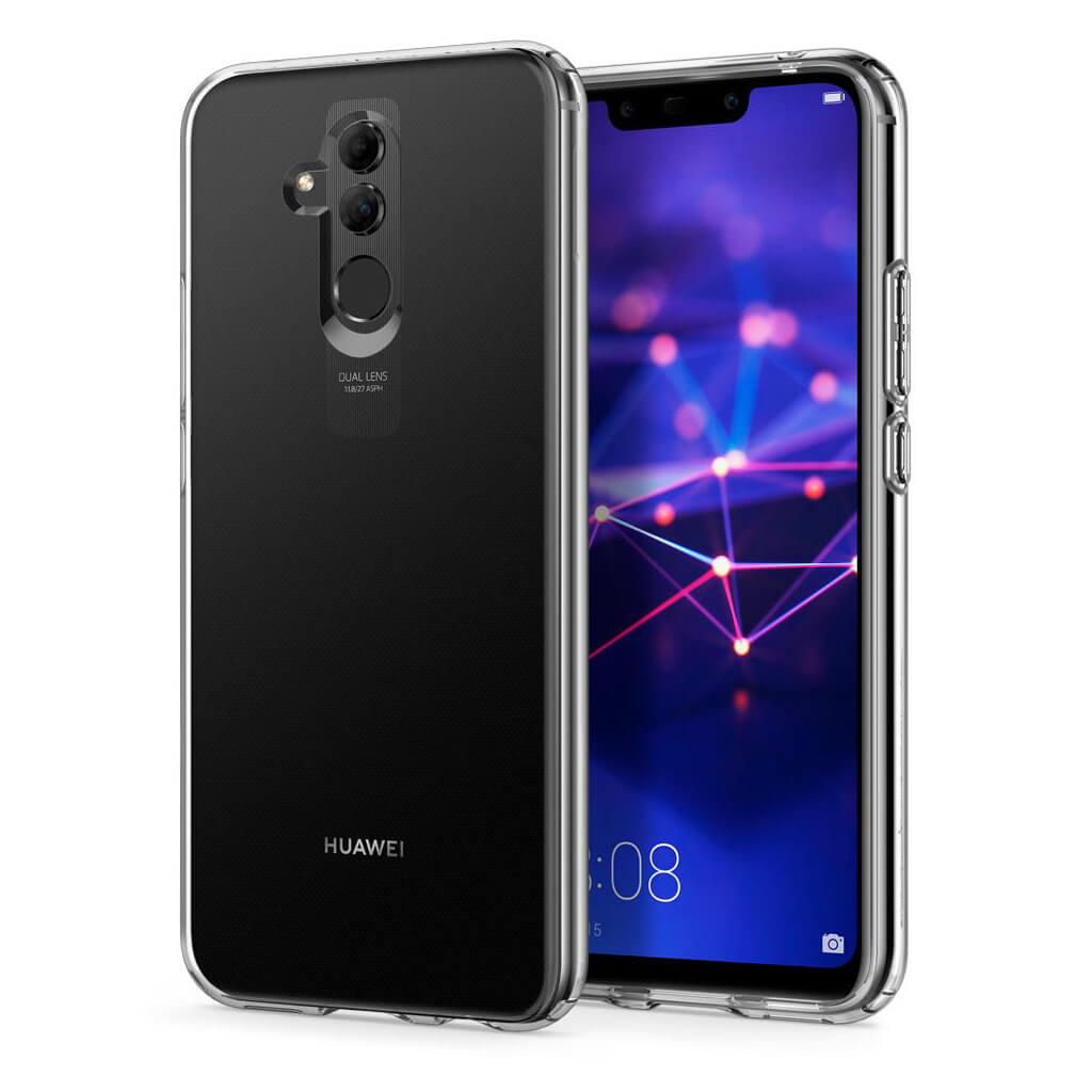 Spigen® Liquid Crystal™ L35CS25066 Huawei Mate 20 Lite Case - Crystal Clear